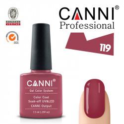 Uv/Led гел лак за нокти Canni 119