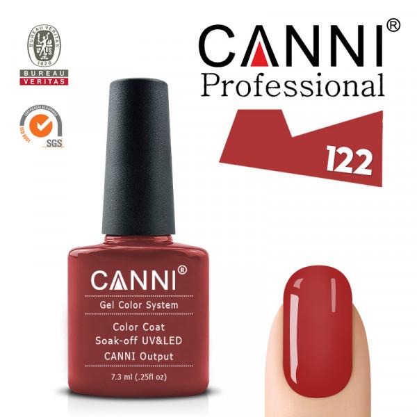 Uv/Led гел лак за нокти Canni 122