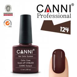 Uv/Led гел лак за нокти Canni 124