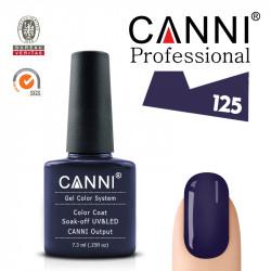 Uv/Led гел лак за нокти Canni 125