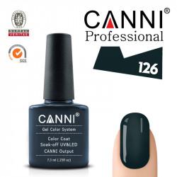 Uv/Led гел лак за нокти Canni 126