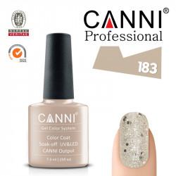 Uv/Led гел лак за нокти Canni 183