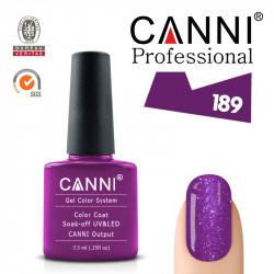 Uv/Led гел лак за нокти Canni 189