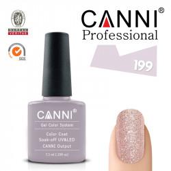 Uv/Led гел лак за нокти Canni 199