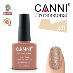 Uv/Led гел лак за нокти Canni 201