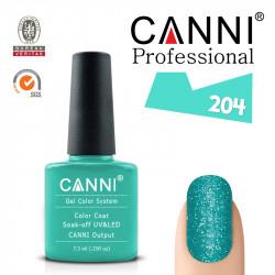 Uv/Led гел лак за нокти Canni 204