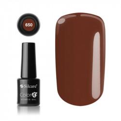 Uv хибриден гел лак за нокти Color It 650