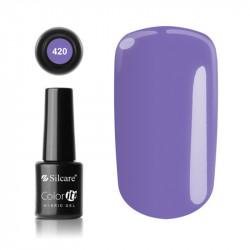 Uv хибриден гел лак за нокти Color It 420