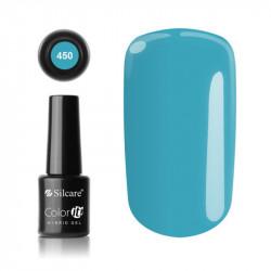 Uv хибриден гел лак за нокти Color It 450