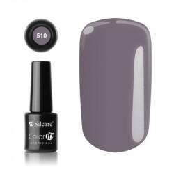 Uv хибриден гел лак за нокти Color It 510