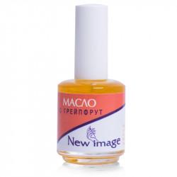 Ароматно масло за кожички New Image - Грейпфрут