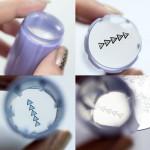 Комплект печат за трансфер на декорации за нокти с прозрачно дъно