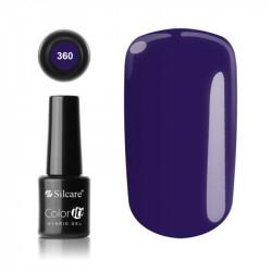 Uv хибриден гел лак за нокти Color It 360
