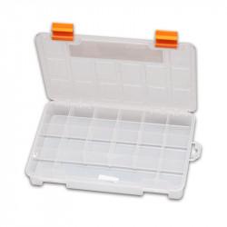 Прозрачна кутия (органайзер) със заключващ се капак