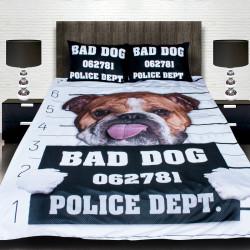 3D луксозен спален комплект ''Police department''
