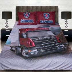 3D луксозен спален комплект ''Scania''