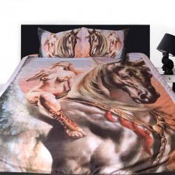 3D луксозен спален комплект Pegasus