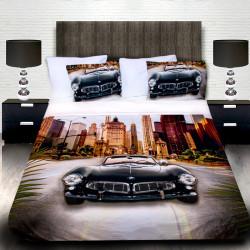 """3D луксозен спален комплект """"BMW"""""""
