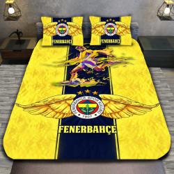 3D луксозен спален комплект Fenerbahce
