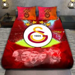 3D луксозен спален комплект Galata Saray