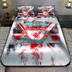 3D луксозен спален комплект Liverpool