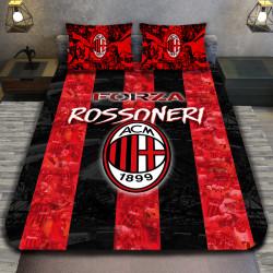 3D луксозен спален комплект AC Milan