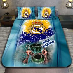 3D луксозен спален комплект Real Madrid