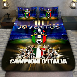 3D луксозен спален комплект Juventus