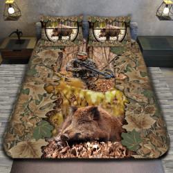 3D луксозен спален комплект Open Season