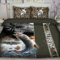 3D луксозен спален комплект 7411