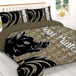 3D луксозен спален комплект 7417