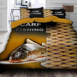3D луксозен спален комплект 7422