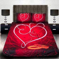 """3D луксозен спален комплект """"SPOSAMI"""""""