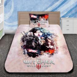 3D луксозен спален комплект The Witcher