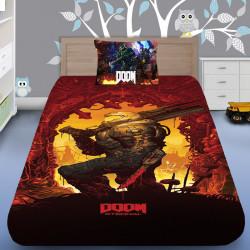 3D луксозен спален комплект DOOM ESERAL