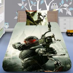 3D луксозен спален комплект CRYSIS 3