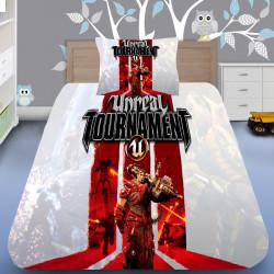 3D луксозен спален комплект Unreal Tournament