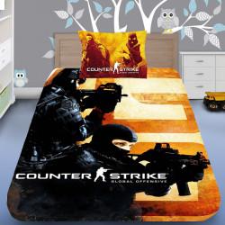 3D луксозен спален комплект CS Global Offensive