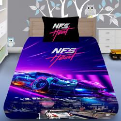 3D луксозен спален комплект NFS Heat