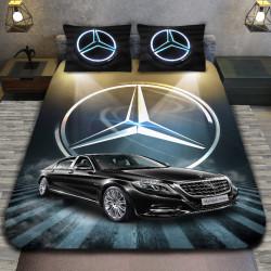 3D луксозен спален комплект Mercedes Mybach S-class