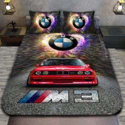 3D луксозен спален комплект BMW M3