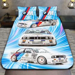 3D луксозен спален комплект BMW e30 sport