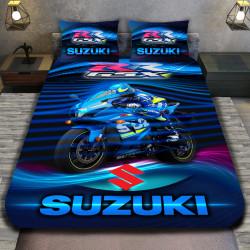 3D луксозен спален комплект Suzuki
