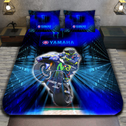 3D луксозен спален комплект Yamaha Eneos