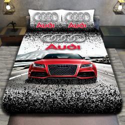 """3D луксозен спален комплект """"Audi"""""""