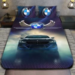 """3D луксозен спален комплект """"BMW WINGS"""""""