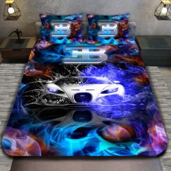 3D луксозен спален комплект Buggati
