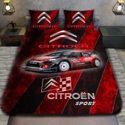 3D луксозен спален комплект Citroen