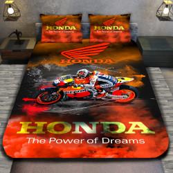 3D луксозен спален комплект Honda