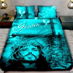 3D луксозен спален комплект JESUS